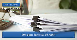 Why paper documents still matter