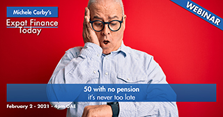 50 with no pension – it's never too late