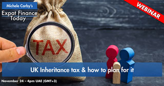 UK Inheritance tax & how to plan for it