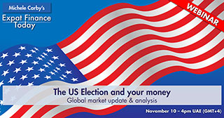 The US Election and your money