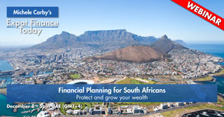 Financial Planning for South Africans – how to protect & grow your wealth