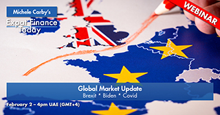 Global Market Update – February 2021 – Brexit, Biden, Covid
