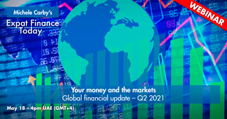 Webinar: Your money and the markets – Global financial update – Q2 2021
