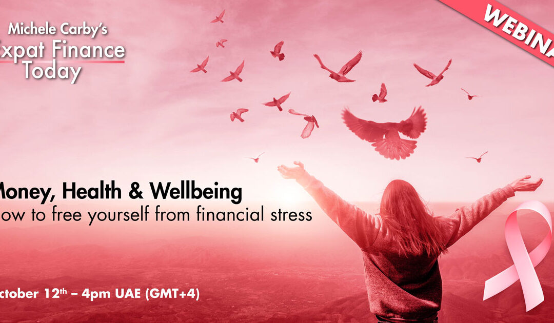 Money, Health & Wellbeing – how to free yourself from financial stress
