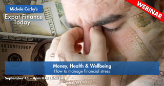 Money, Health & Wellbeing – How to manage financial stress
