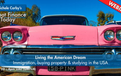 Living the American Dream – Immigration, buying property & studying in the USA